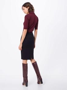 čierna sukňa 'Tanny' od značky modström