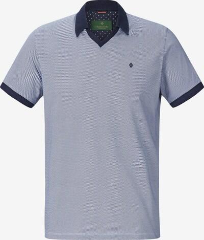 Charles Colby Shirt 'Holdeger' in de kleur Blauw: Vooraanzicht