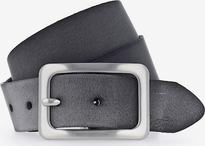 TOM TAILOR Belt in Graphite / Silver, Item view