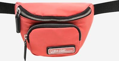 Calvin Klein Torbica za okrog pasu 'PRIMARY' | svetlo rdeča / črna barva, Prikaz izdelka
