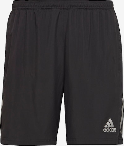 ADIDAS PERFORMANCE Shorts 'Own the Run Two-in-One ' in schwarz, Produktansicht