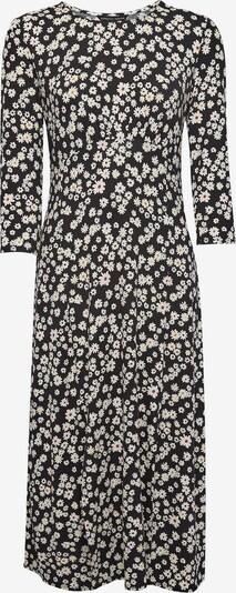 Dorothy Perkins Blousejurk 'DAISY EMPIRE' in de kleur Zwart / Wit, Productweergave