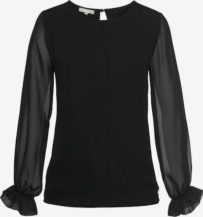 TAMARIS Bluse in schwarz, Produktansicht