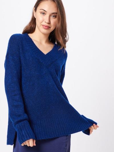 VERO MODA Sweter w kolorze niebieskim, Podgląd na modelu(-ce)