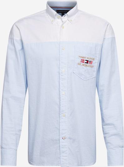 TOMMY HILFIGER Overhemd in de kleur Lichtblauw, Productweergave
