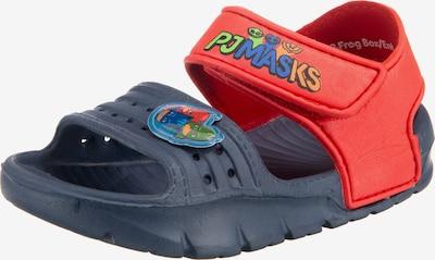 PJ Masks Sandale in marine / hellrot, Produktansicht