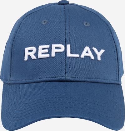 REPLAY Cap in blau, Produktansicht
