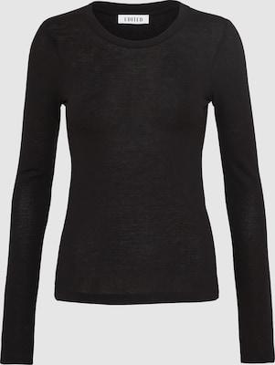 EDITED Shirt 'Zota' in Zwart
