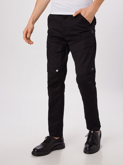 G-Star RAW Hose in schwarz, Modelansicht