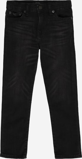 POLO RALPH LAUREN Jeans 'SULLIVAN' in black denim, Produktansicht