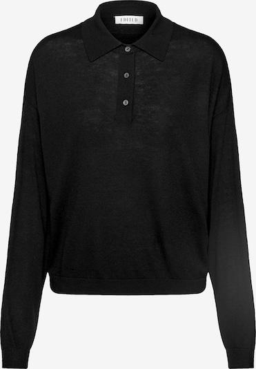 EDITED Pullover 'Carlo' in schwarz, Produktansicht