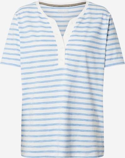 ESPRIT Shirt in hellblau / weiß, Produktansicht
