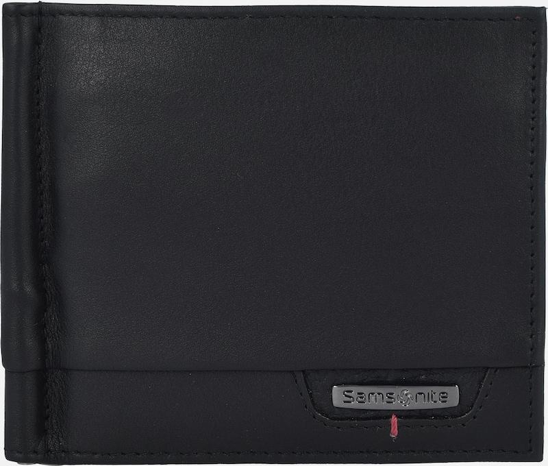 SAMSONITE Pro-DLX SLG Geldbörse RFID Leder 11,5 cm