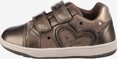 GEOX Sneaker in bronze, Produktansicht