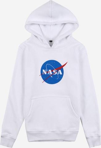 Sweat 'NASA' Mister Tee en blanc