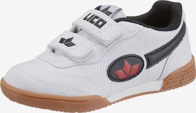 Sneaker 'Bernie V' LICO di colore rosso / nero / bianco, Visualizzazione prodotti