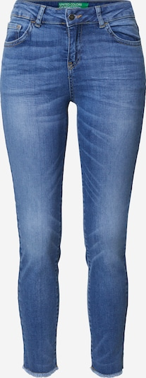 UNITED COLORS OF BENETTON Jeans in blue denim / hellblau, Produktansicht