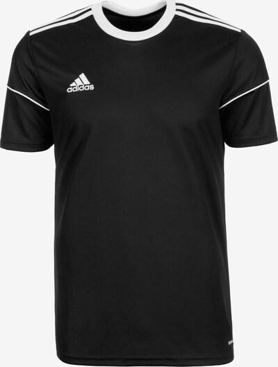 ADIDAS PERFORMANCE 'Squadra 17' Fußballtrikot in schwarz, Produktansicht
