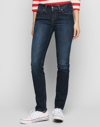 TOMMY HILFIGER Jeans 'Milan' in blue denim, Modelansicht