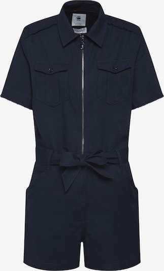 G-Star RAW Jumpsuit 'Rovic' in de kleur Navy, Productweergave