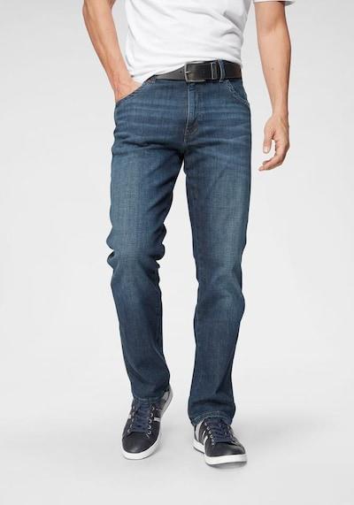 Jeans 'Texas' WRANGLER di colore blu denim: Vista frontale