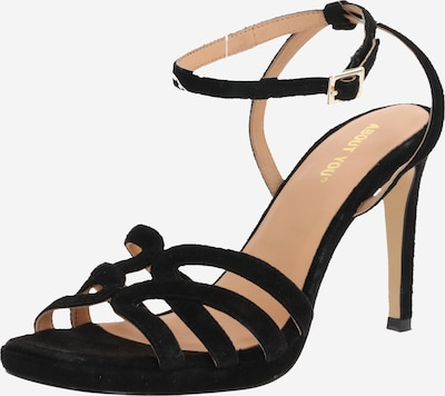 ABOUT YOU Strap sandal 'Aurora' in Black, Item view