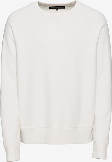 DRYKORN Sweat-shirt 'RAZER' en blanc, Vue avec produit
