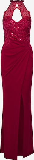 Lipsy Kleid 'WS RED HLTR SQ WRP M' in cranberry, Produktansicht