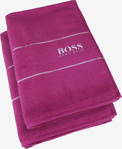BOSS Home Gästehandtuch 'Plain' in eosin, Produktansicht