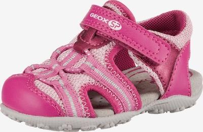 GEOX Sandalen 'Roxanne' in pink / rosa, Produktansicht