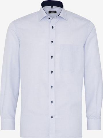 ETERNA Langarm Hemd 'COMFORT FIT' in Blau