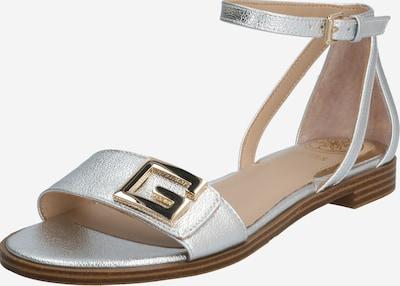 GUESS Sandale 'RASHIDA2' in silber, Produktansicht