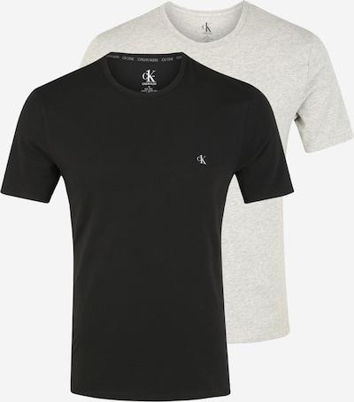 Calvin Klein Underwear Unterhemd in grau / schwarz, Produktansicht