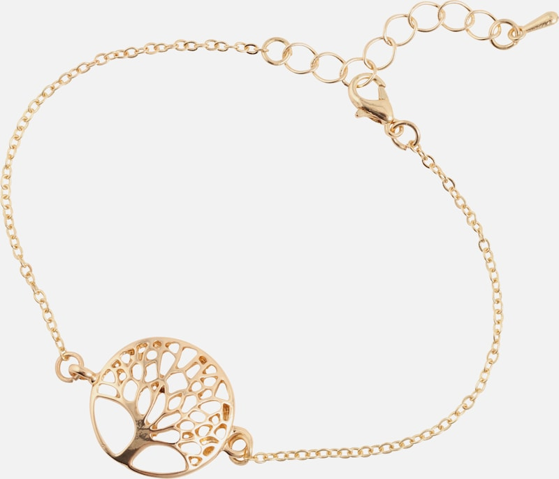 ABOUT YOU Armband 'Melis' in gold, Produktansicht