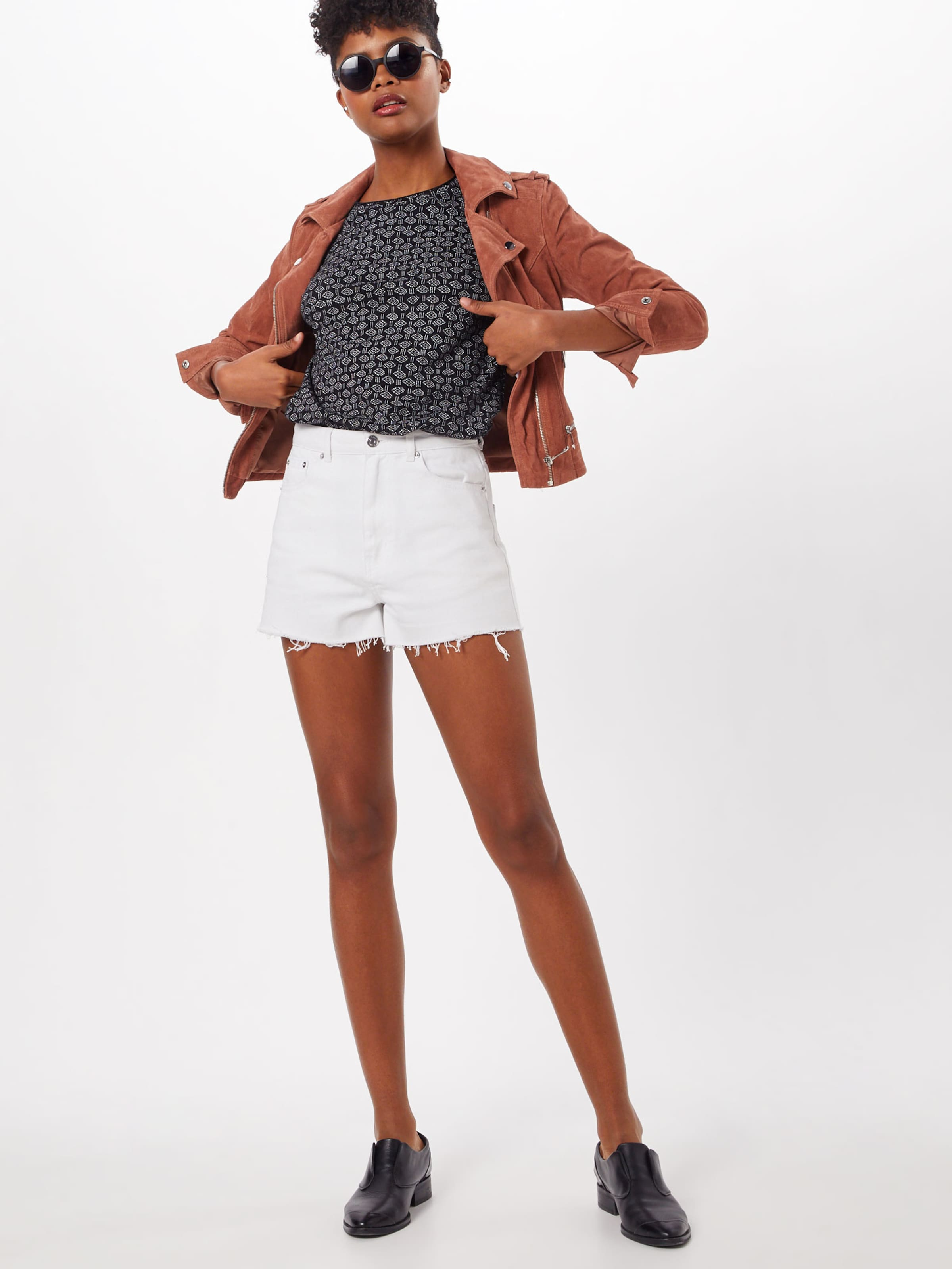 Tee' 'pattern Aw In Schwarz Esprit Shirt rCdQBWExoe