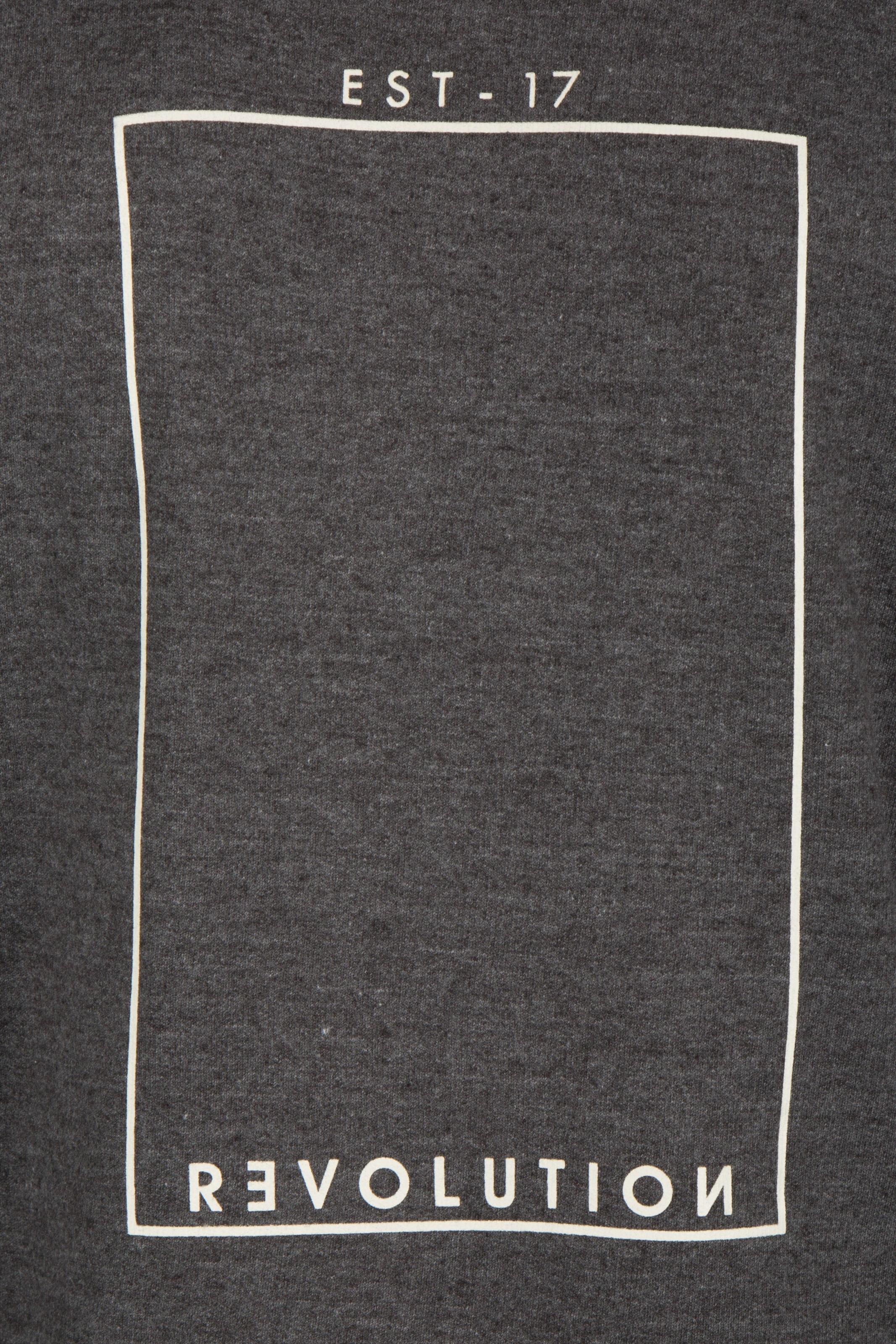 Soulstar En Foncé Gris Sweat shirt sQthdrC
