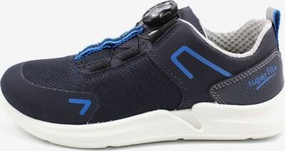 SUPERFIT Sneaker in blau, Produktansicht