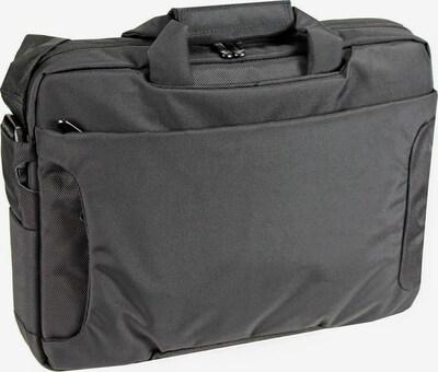 Dermata Laptoptasche in schwarz, Produktansicht