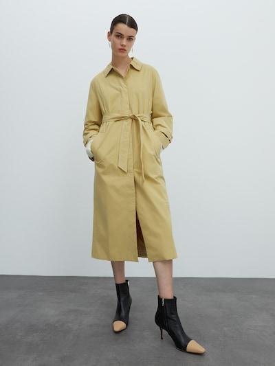 EDITED Trenchcoat 'Silvana' in camel, Modelansicht