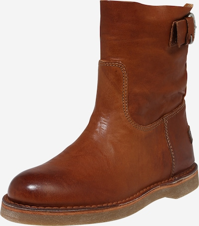 SHABBIES AMSTERDAM Boot in cognac, Produktansicht