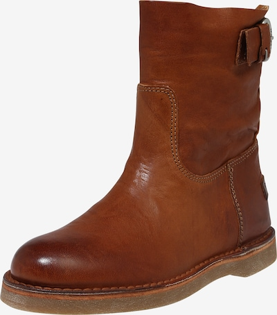 SHABBIES AMSTERDAM Boot in cognac: Frontalansicht