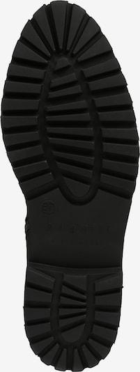 Ilgaauliai batai virš kelių 'Finja' iš bugatti , spalva - pilka / juoda: Vaizdas iš apačios