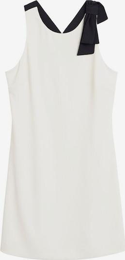 MANGO Kleid 'laz' in nude / schwarz, Produktansicht