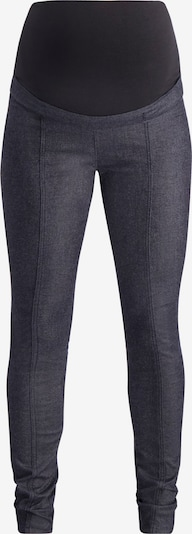 Noppies Jeggings 'Ella' in schwarzmeliert, Produktansicht