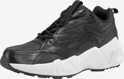 Reebok Classics Sneaker 'Aztrek Double Mix' in schwarz / weiß, Produktansicht