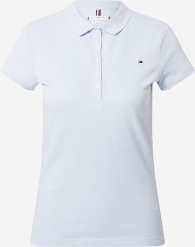 TOMMY HILFIGER Poloshirt in hellblau, Produktansicht