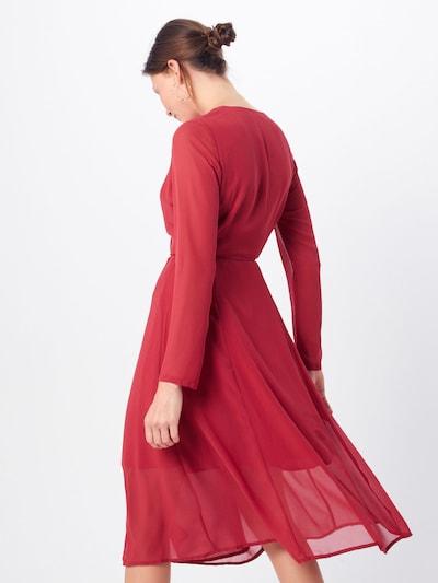 GLAMOROUS Kleid in rot: Rückansicht