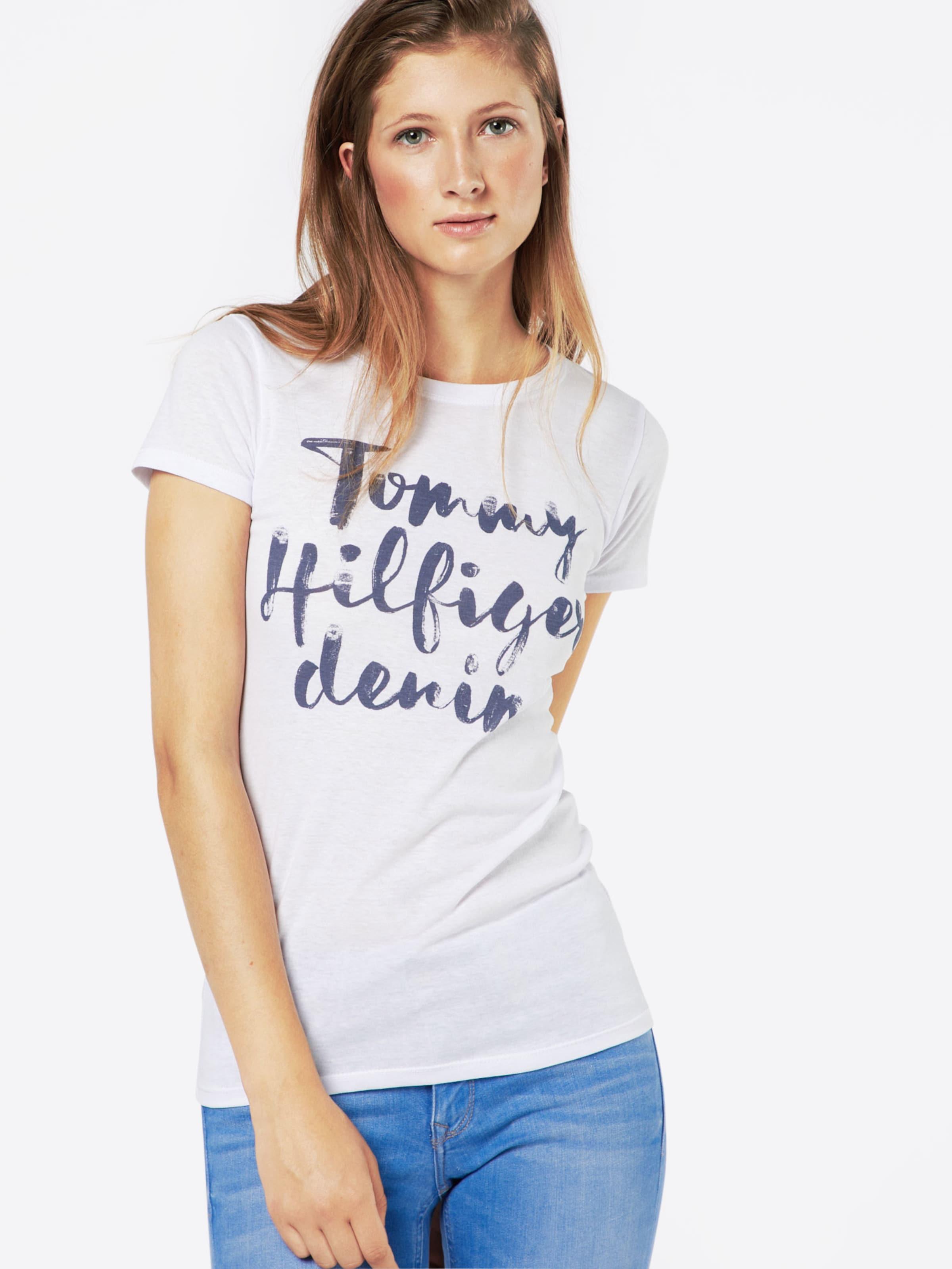 Tommy Jeans T-Shirt 'THDW' Billig Größte Lieferant Beeile Dich tnide3b