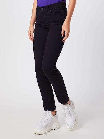 DIESEL Jeans 'Sandy 069EI' in schwarz, Modelansicht