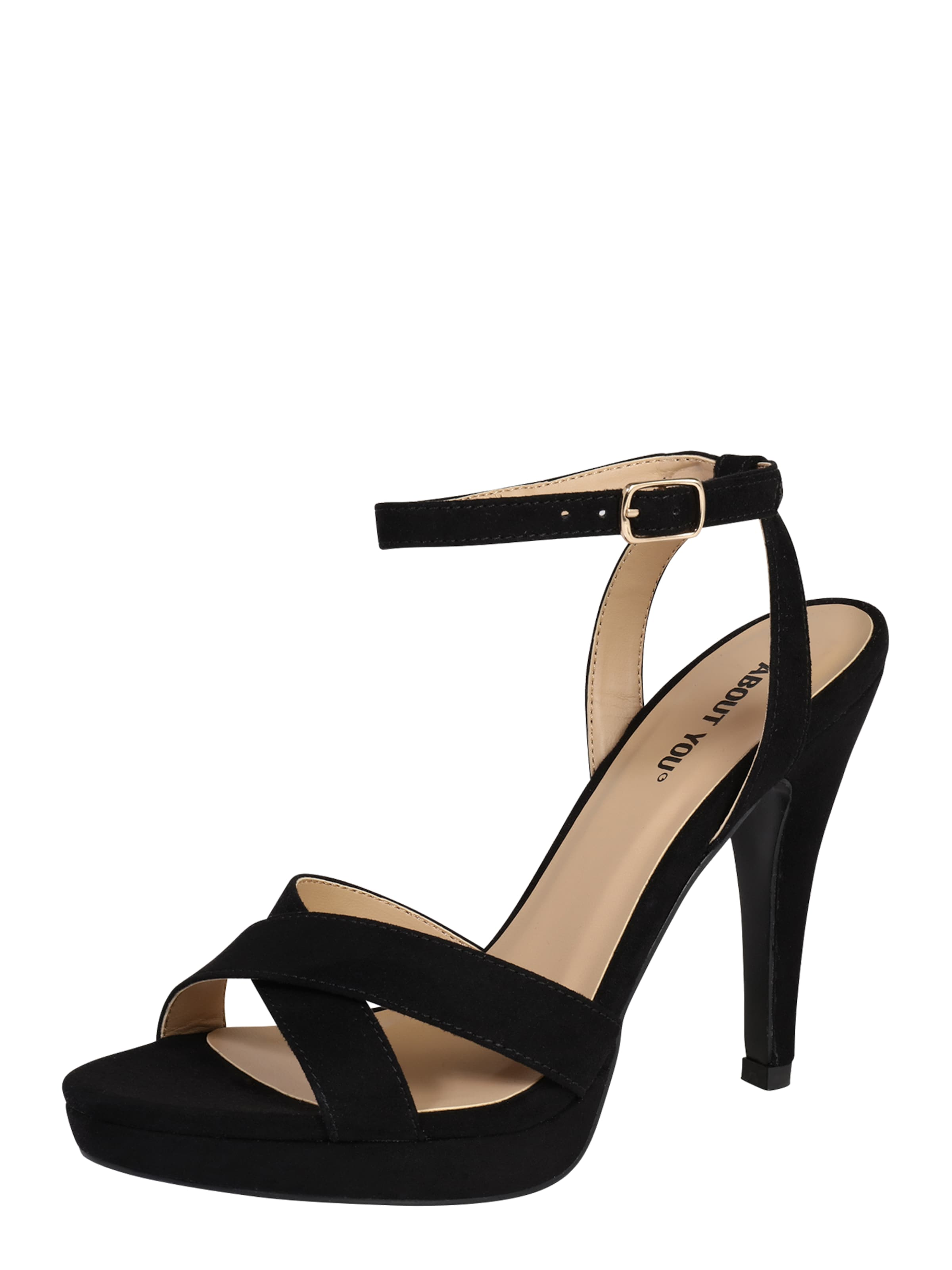 ABOUT YOU Plateau-Pumps Valentina Verschleißfeste billige Schuhe